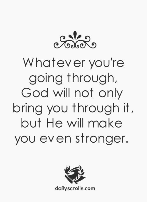 Inspirational Quotes about Strength: The Daily Scrolls Bible ...